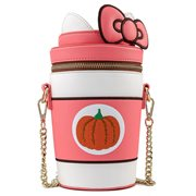 Sanrio Hello Kitty Pumpkin Spice Flap Wallet