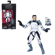 Star Wars The Black Series Clone Commander Wolffe 6-Inch Action Figure - Exclusive