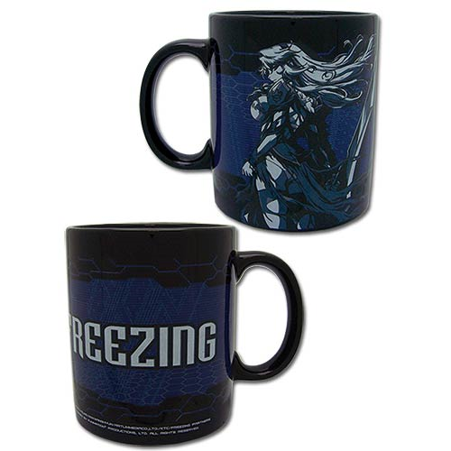 Freezing Satellizer Mug