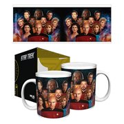 Star Trek The Final Frontier 11 oz. Mug