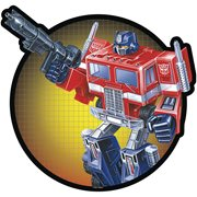 Transformers Optimus Prime Retro Mouse Pad