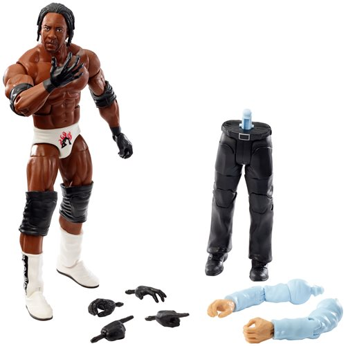 WWE WrestleMania Elite Action Figure Case