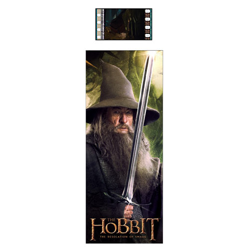 The Hobbit The Desolation of Smaug Gandalf the Grey Bookmark