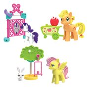 K'NEX My Litltle Pony Pony Pals Wave 1 Building Set Case