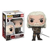 Witcher Geralt Pop! Vinyl Figure