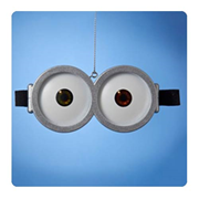 Despicable Me Minions Goggles 2-Inch Holiday Ornament