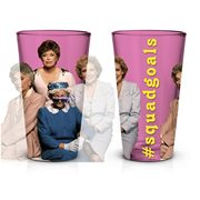 Golden Girls Squad Goals Pint Glass