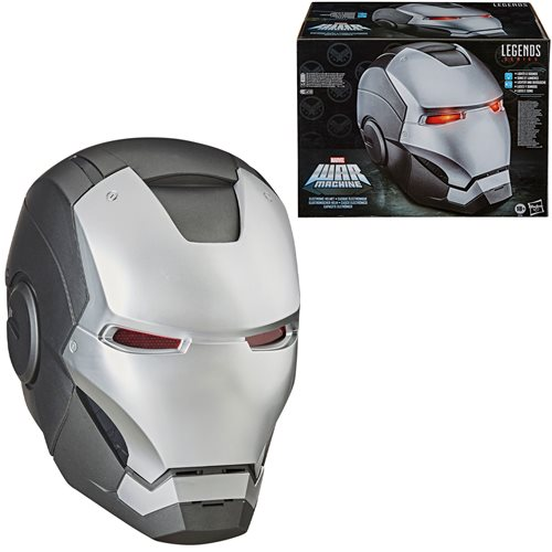 Marvel Legends Series War Machine Role-Play Helmet