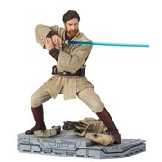 Star Wars Milestones Revenge of the Sith Obi-Wan Kenobi Statue