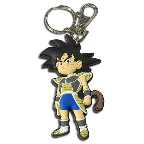 Dragon Ball Super: Broly Goku Kid PVC Key Chain