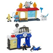 Transformers Rescue Bots Adventure Playsets Wave 1