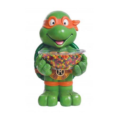 Teenage Mutant Ninja Turtles Michelangelo Candy Bowl Holder