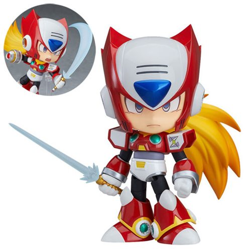 Mega Man X Zero Nendoroid Action Figure