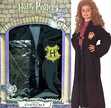 DLX Hermione Granger Costume  sc 1 st  Entertainment Earth & DLX Hermione Granger Costume - Entertainment Earth