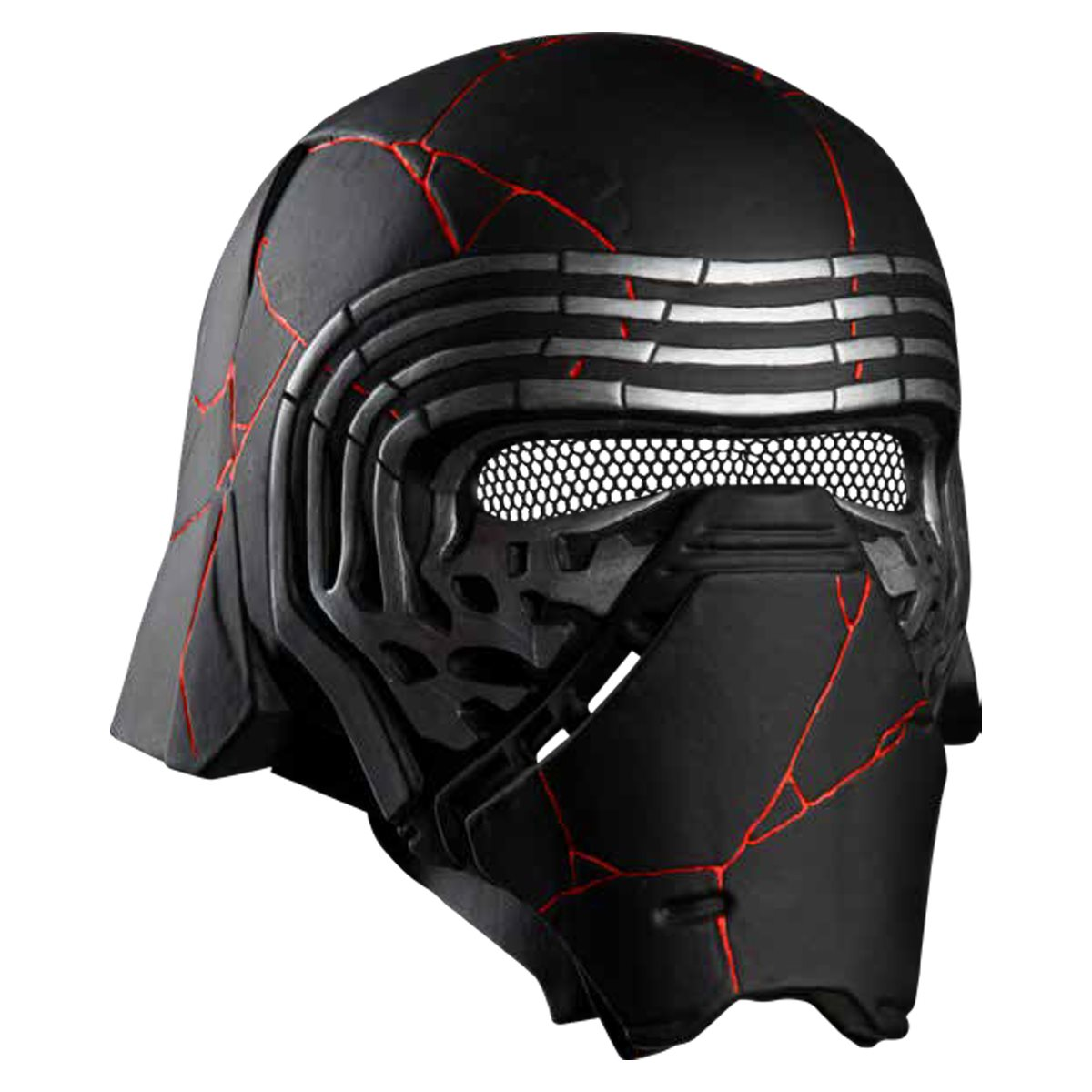Star Wars The Rise Of Skywalker Kylo Ren Adult 2 Piece Mask Entertainment Earth
