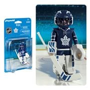 Playmobil 5083 NHL Toronto Maple Leafs Goalie Action Figure