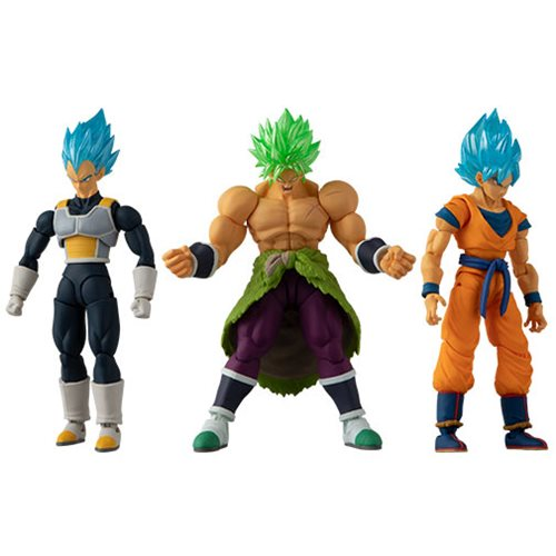 Dragon Ball Super 5-Inch Action Figure Wave 1 Set