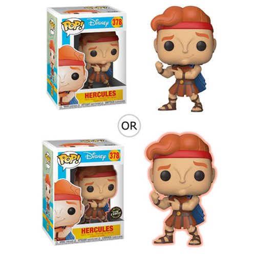 Hercules Pop! Vinyl Figure