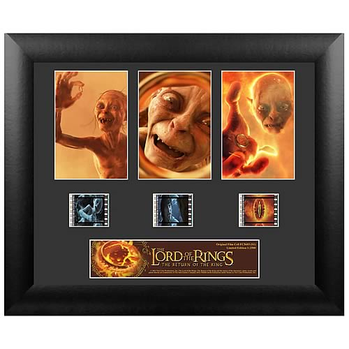 LOTR Return of the King Series 1 Standard Triple Film Cell