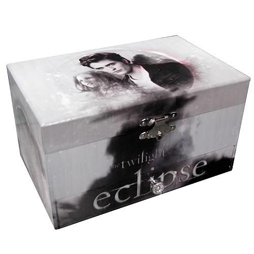 Twilight Eclipse Musical Jewelry Box Edward and Bella