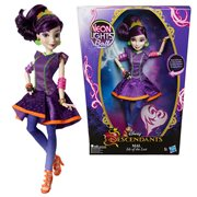 Disney Descendants Neon Lights Feature Mal Isle of the Lost Doll
