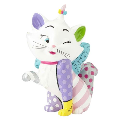 Disney The Aristocats Marie Statue by Romero Britto
