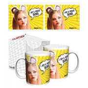 Mean Girls I Am a Mouse 11 oz. Mug