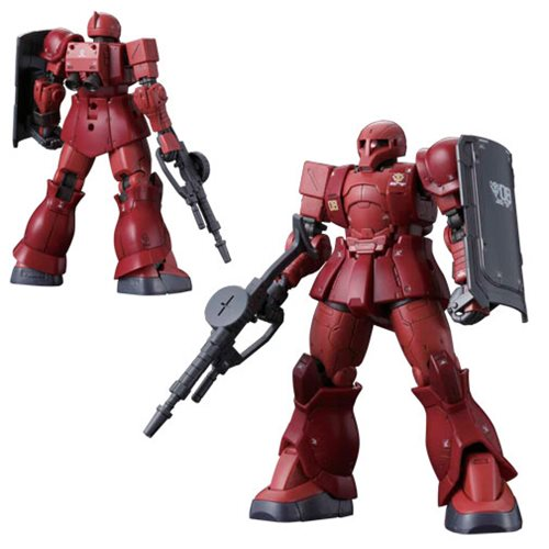 Gundam: The Origin MS-05 Zaku I 1:144 Scale Model Kit
