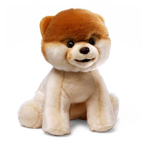 Boo World's Cutest Dog Plush