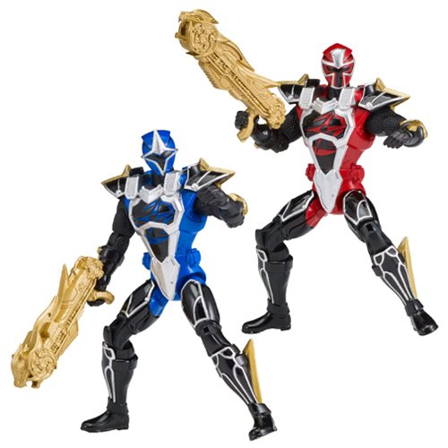 Power Rangers Super Ninja Steel 5-Inch Figure Wave 1 Set