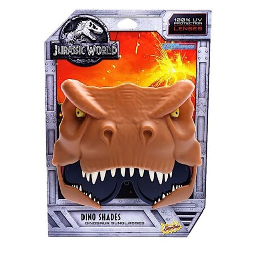 Jurassic World T-Rex Sun-Staches
