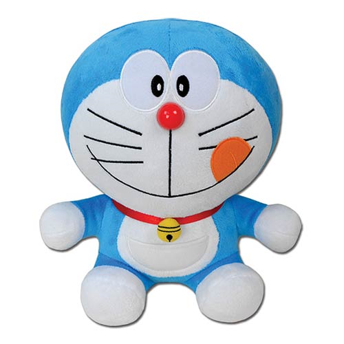 Doraemon Delicious Smile Face Doraemon 12-Inch Plush