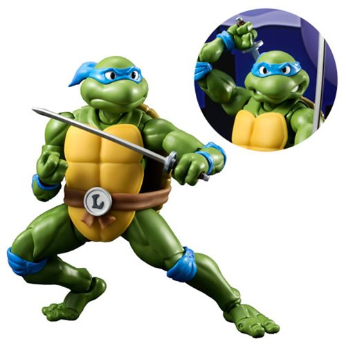 Teenage Mutant Ninja Turtles Leonardo SH Figuarts Action Figure