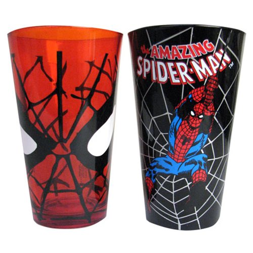 Spider-Man Colored Glasses 2-Pack
