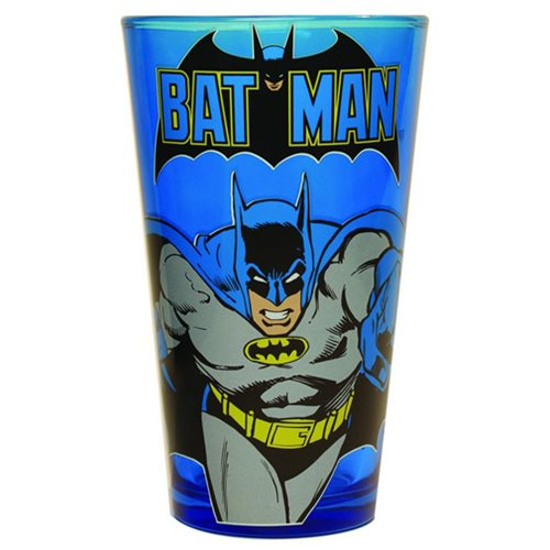 Batman Action 16 oz. Pint Glass