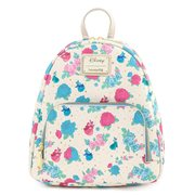 Sleeping Beauty Fairy Godmothers Floral Mini-Backpack