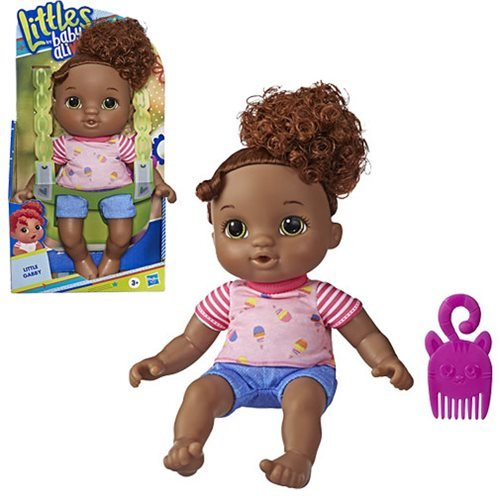 Baby Alive Littles Squad Dolls Wave 1 Case