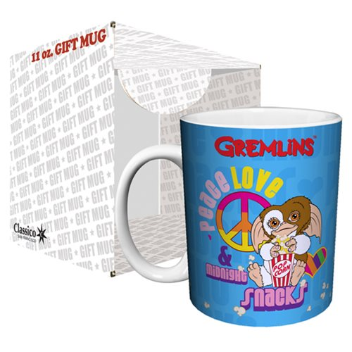 Gremlins Midnight Snacks 11 oz. Mug