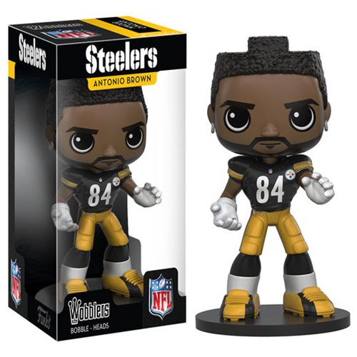 NFL Antonio Brown Bobble Head