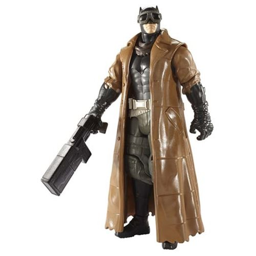 Batman v Superman: Dawn of Justice Blast Attack Batman Basic Action Figure