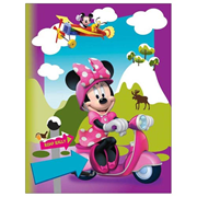 Minnie Mouse Road Rally Small Photo Album