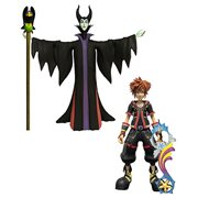Kingdom Hearts 3 Select Series 1 Action Figure Set