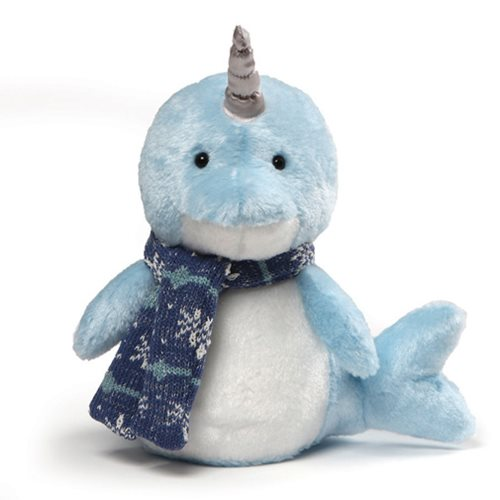 Neptune Narwhal 10-Inch Plush