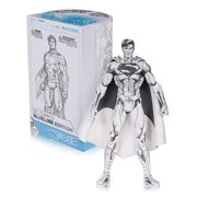 DC Comics Blueline Superman by Jim Lee Action Figure