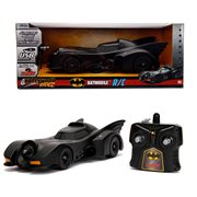 Batman Hollywood Rides 1989 Movie Batmobile 1:16 Scale RC Vehicle