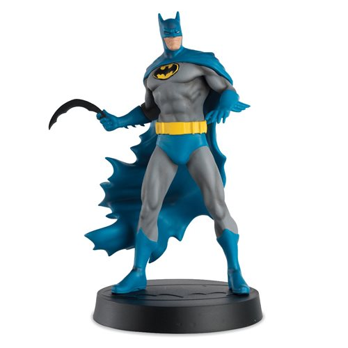 Batman 1970s Decades Collection Figure with Collector Magazine