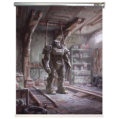 Fallout Geek Peeks 48-Inch Blackout Blind