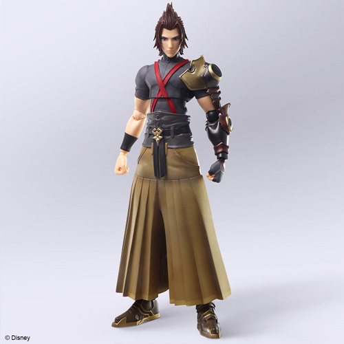 Kingdom Hearts III Terra Bring Arts Action Figure