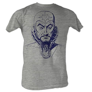 Flash Gordon Ming Mug Gray T-Shirt