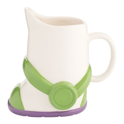 Toy Story 4 Buzz Lightyear Boot 24 oz Sculpted Ceramic Mug